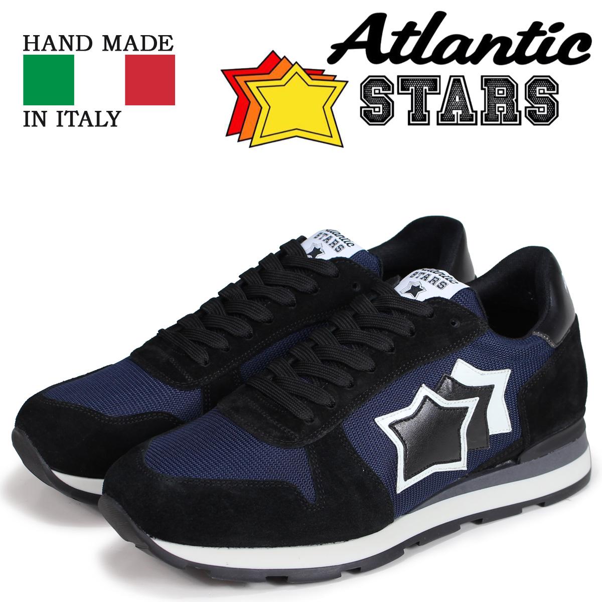 Atlantic STARS メンズ スニーカー アトランティックスターズ シリウス SIRIUS NAV-81N ネイビー