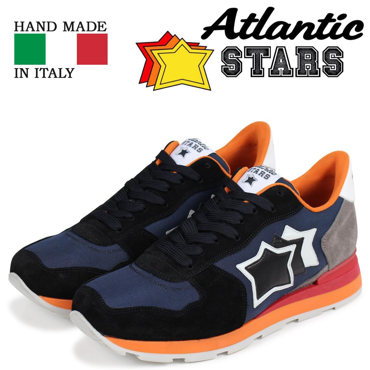 セットアップ Atlantic STARS アトランティックスターズ スニーカー メンズ スニーカー STARS アンタレス アンタレス ANTARES NB-85R ネイビー, Authentic Gallery ark:f73b22d0 --- fabricadecultura.org.br