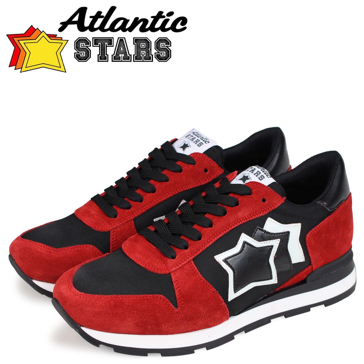 【送料無料】 【あす楽対応】 【25.5cm-28.5cm】 アトランティックスターズ Atlantic STARS シリウス SIRIUS スニーカー Atlantic STARS メンズ スニーカー アトランティックスターズ シリウス SIRIUS NFN-10N レッド 赤