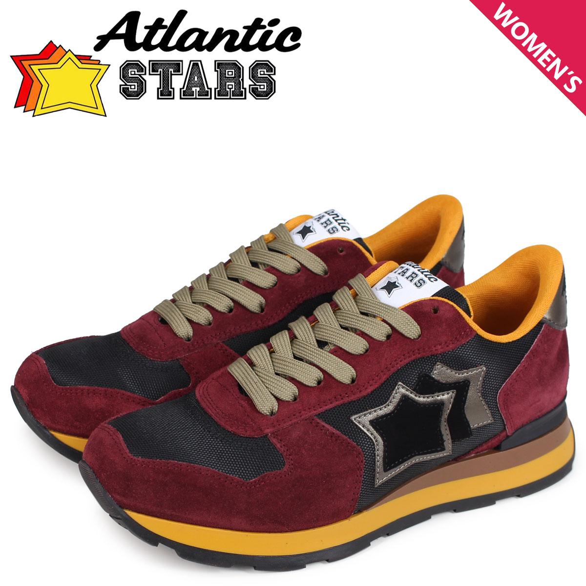 Atlantic STARS レディース スニーカー アトランティックスターズ ベガ VEGA NMA-03N レッド