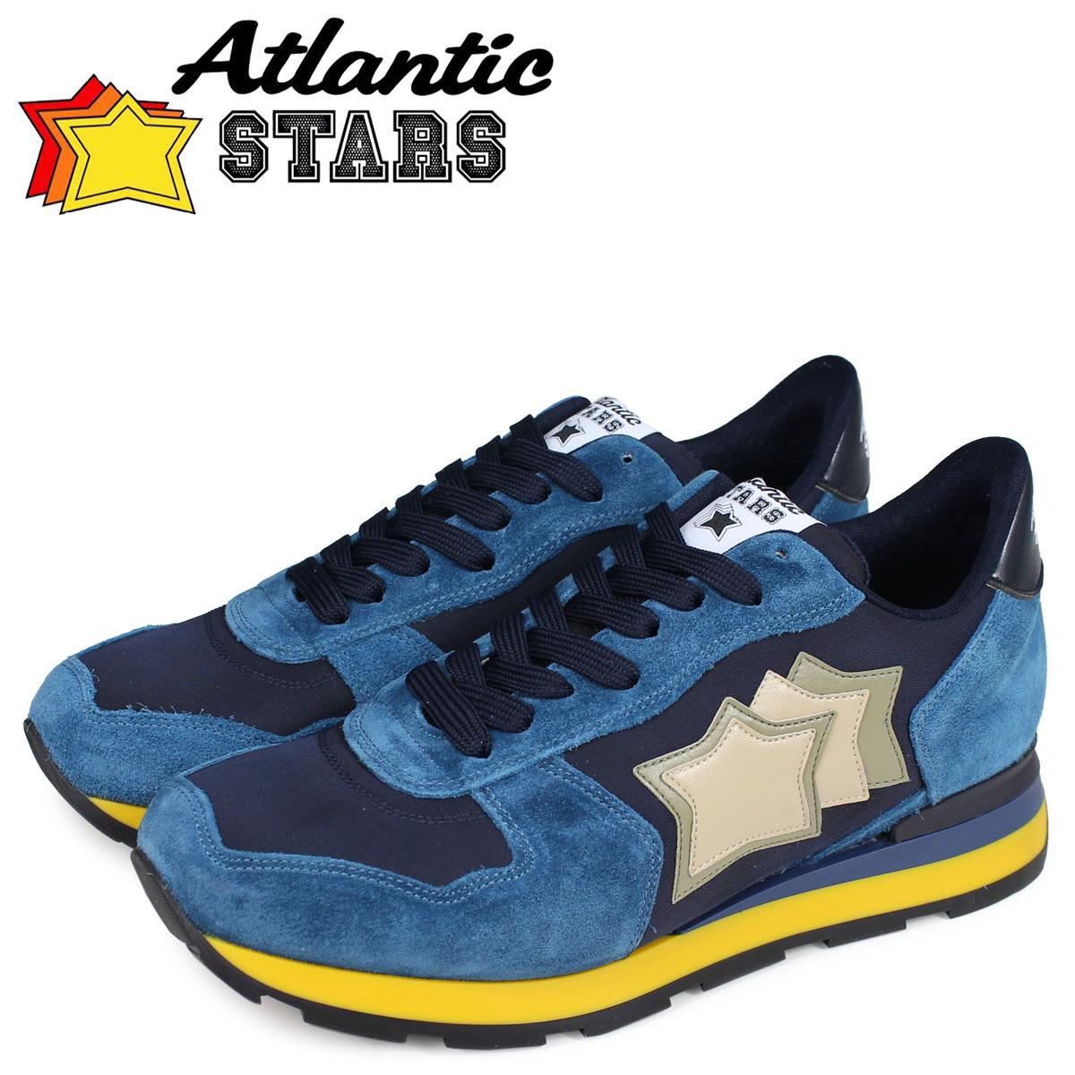 Atlantic STARS メンズ スニーカー アトランティックスターズ アンタレス ANTARES NRE-01NY ネイビー