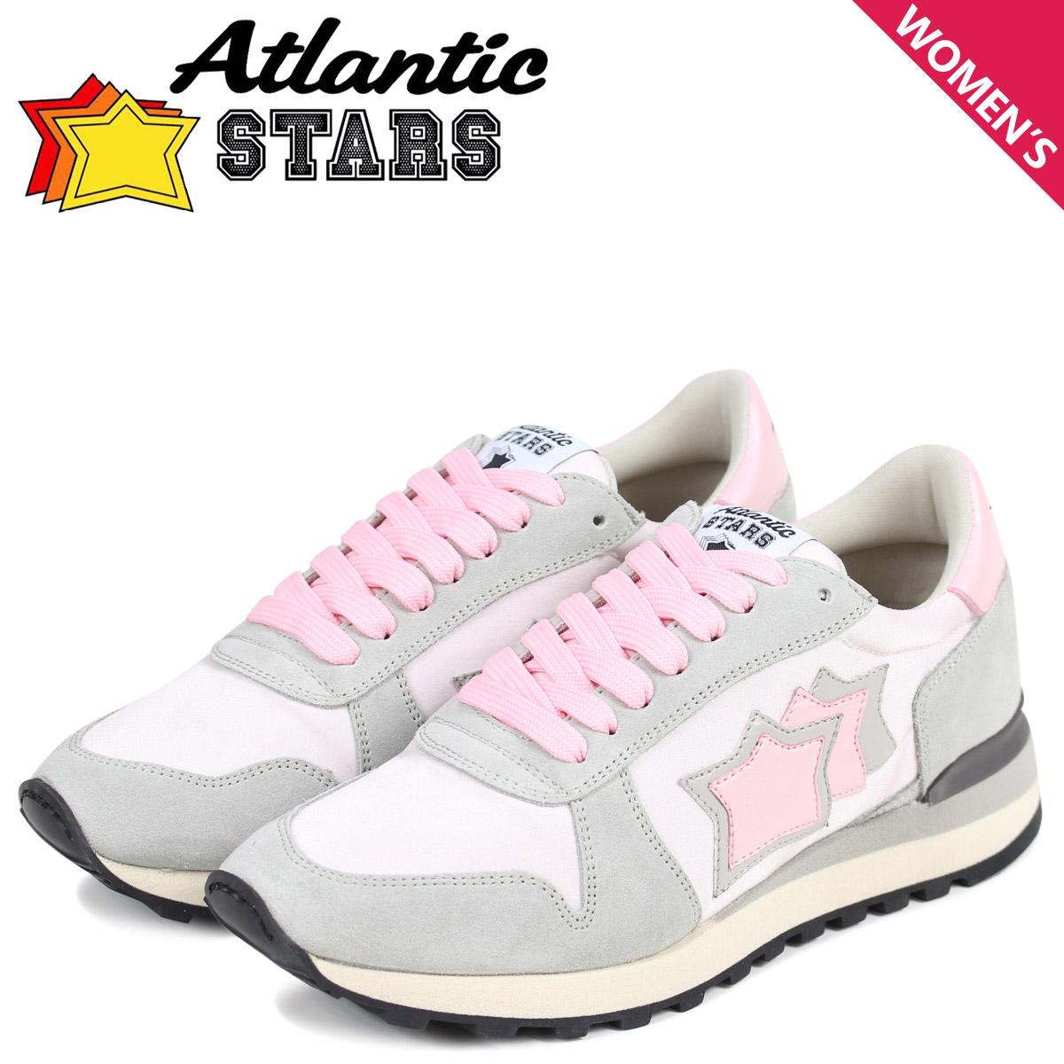 Atlantic STARS アトランティックスターズ レディース スニーカー ベガ VEGA RBNYNPGAE ピンク
