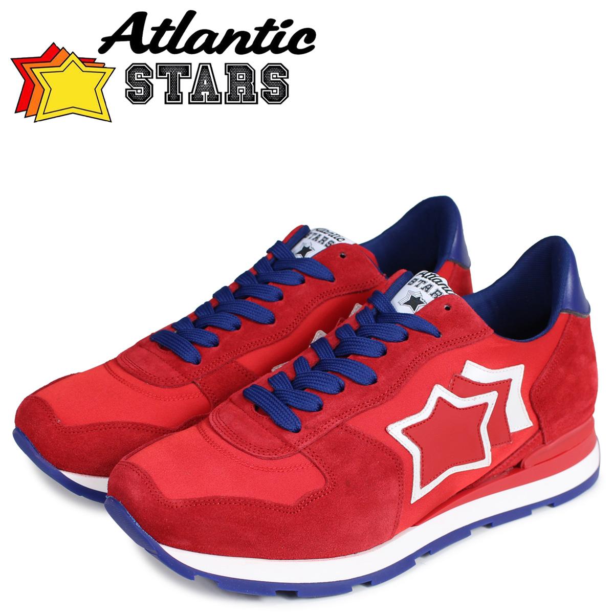 Atlantic STARS アトランティックスターズ アンタレス スニーカー メンズ ANTARES レッド 赤 RBR-14R [4/13 追加入荷]