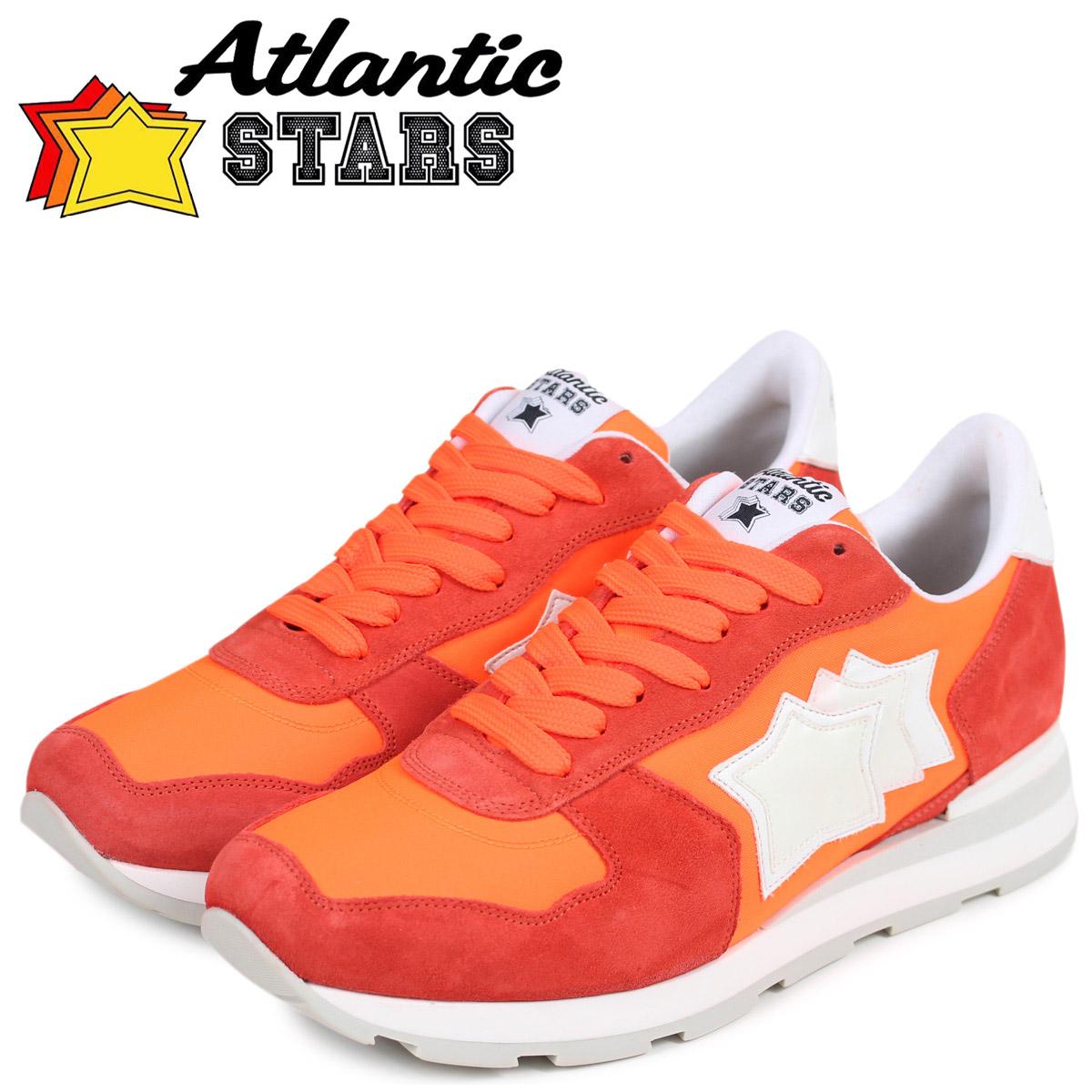 Atlantic STARS アトランティックスターズ メンズ スニーカー アンタレス ANTARES SRF-86B オレンジ 【決算セール 返品不可】