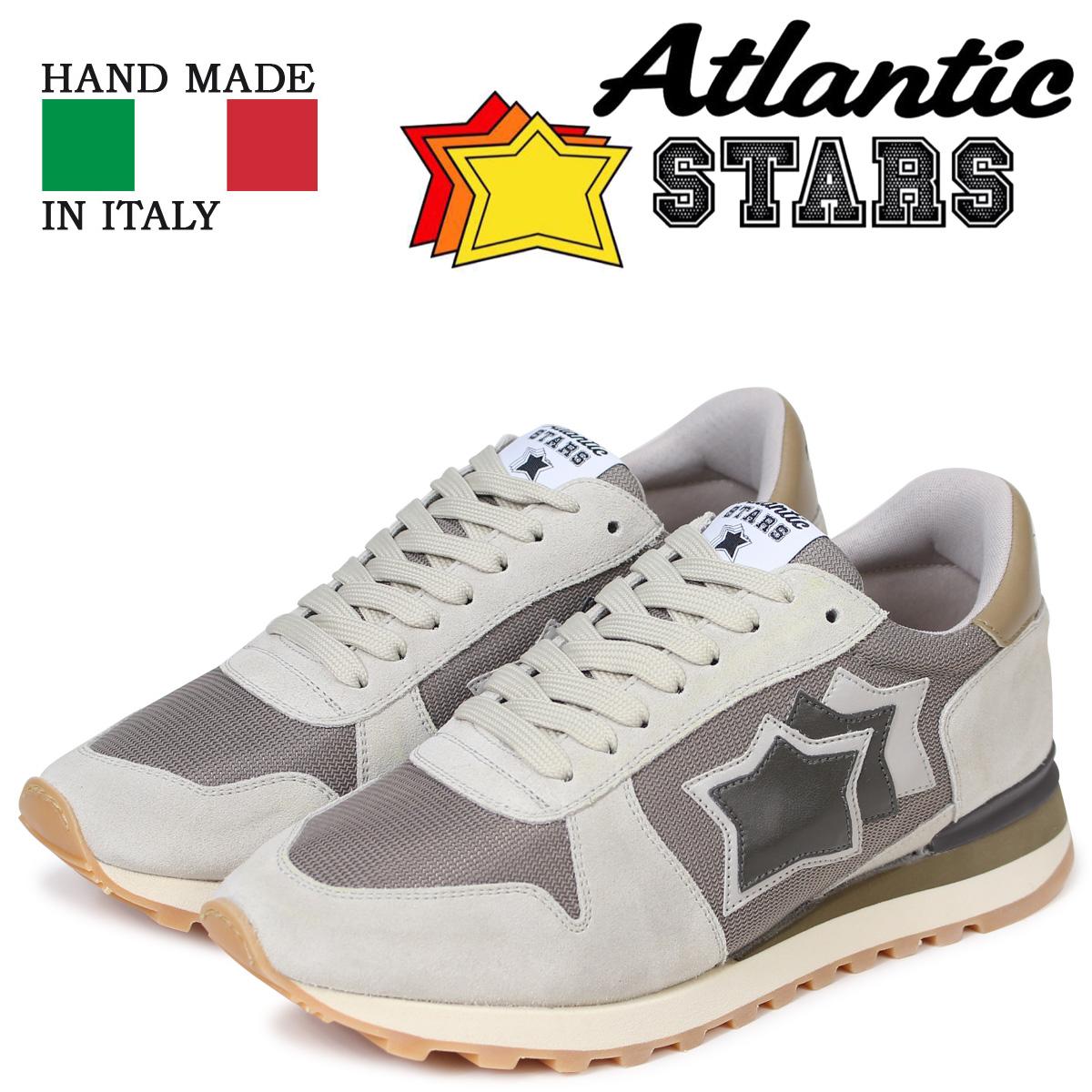 Atlantic STARS メンズ スニーカー アトランティックスターズ アルゴ ARGO TANYAPOAE グレー
