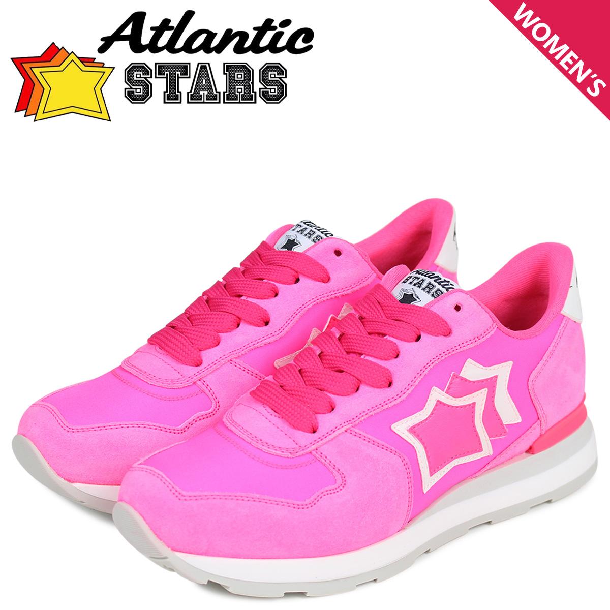 Atlantic STARS レディース スニーカー アトランティックスターズ ベガ VEGA UVP-86FF ピンク