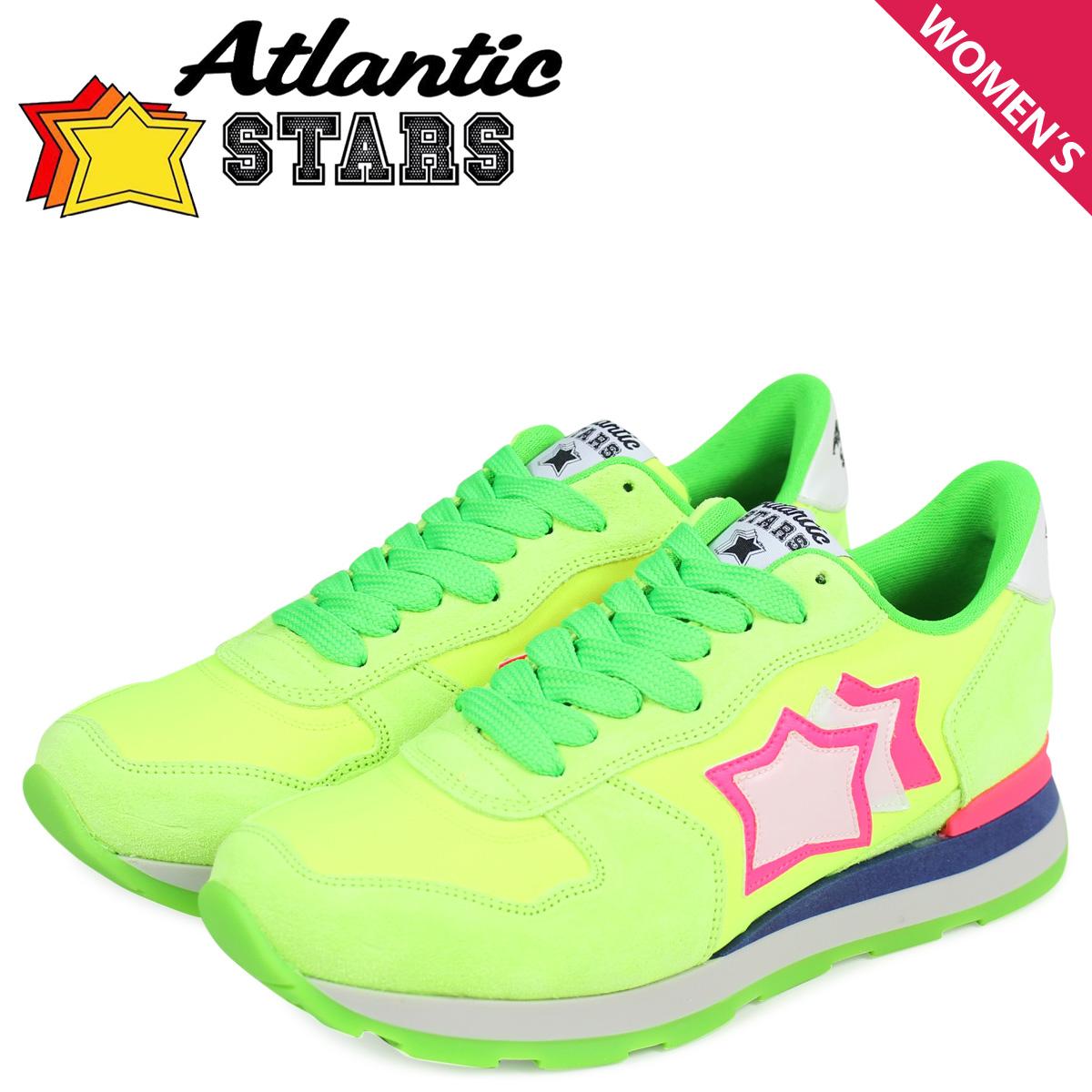 Atlantic STARS アトランティックスターズ スニーカー レディース ベガ VEGA グリーン UVS-87FF