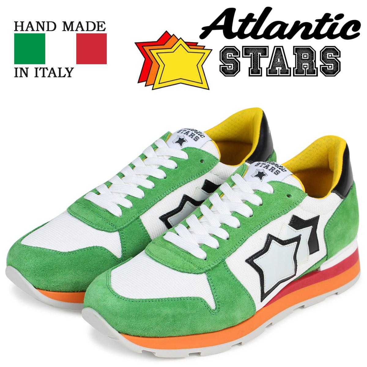 Atlantic STARS メンズ スニーカー アトランティックスターズ シリウス SIRIUS VB-85B ホワイト