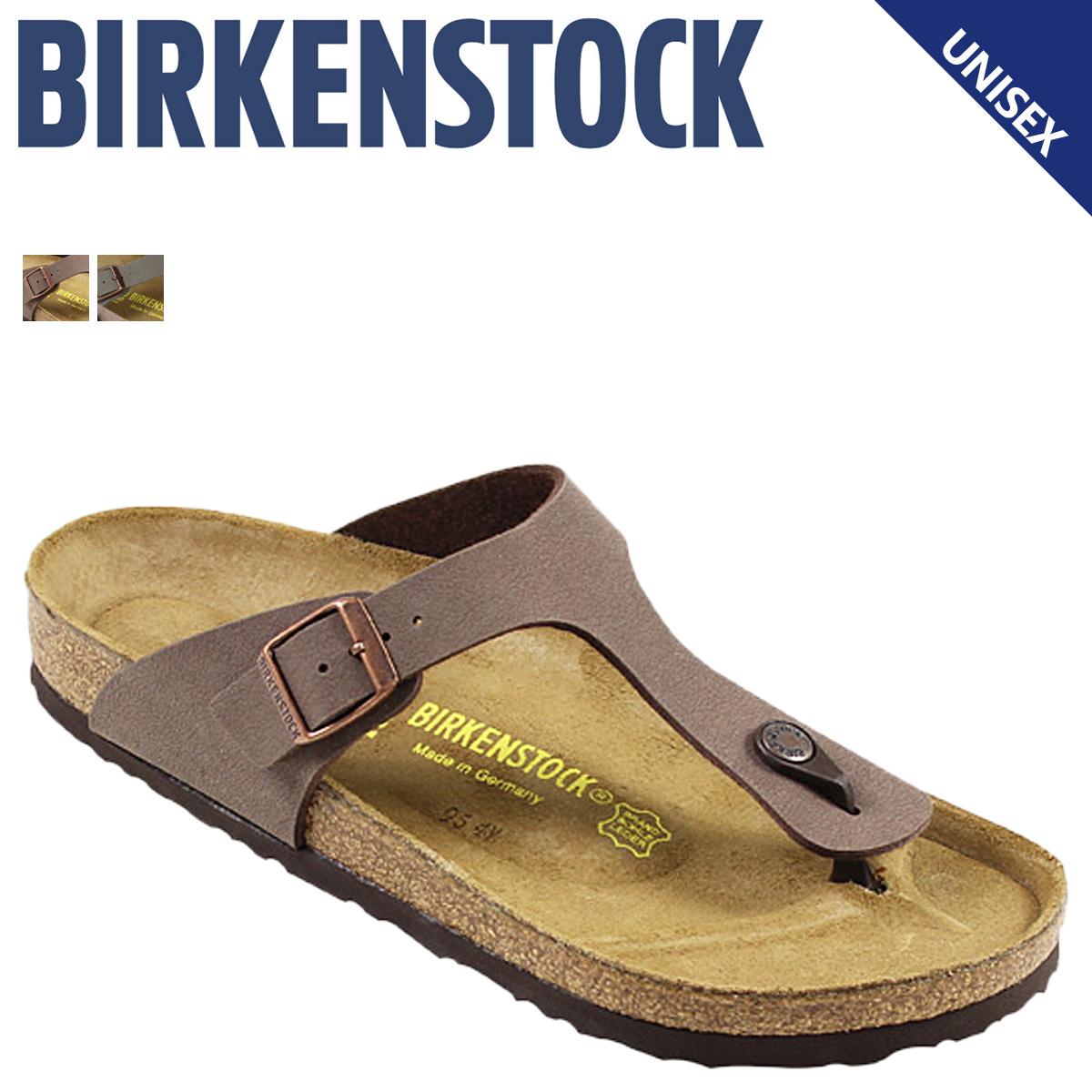 c107452fddee Birkenstock-BIRKENSTOCK guise GIZER  normal width ビルコフロー  stone mens Womens unisex  Sandals  regular