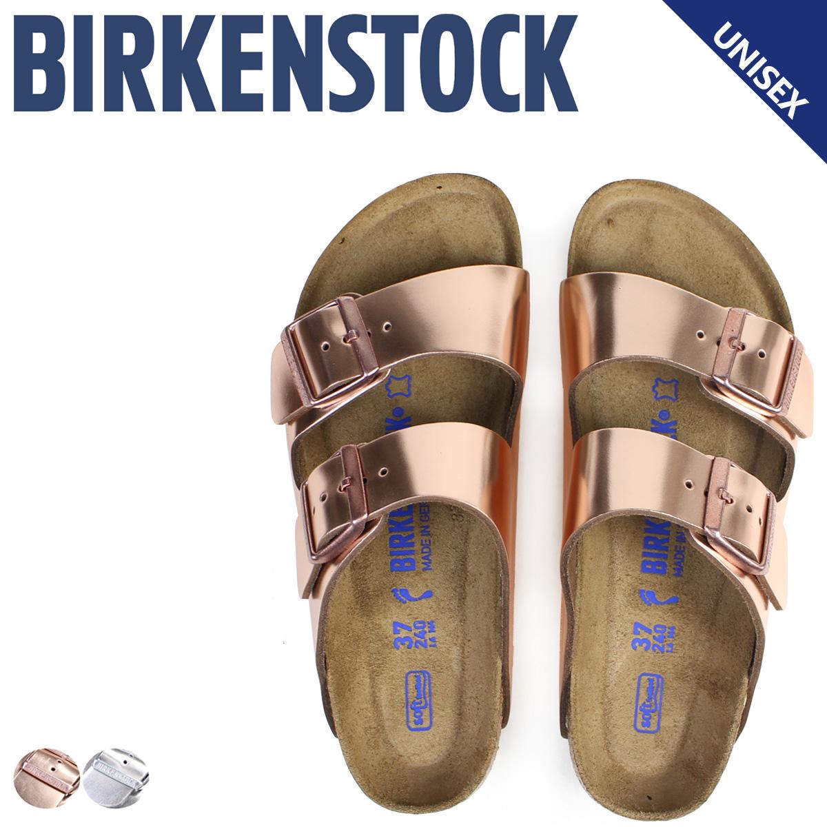 BIRKENSTOCK アリゾナ メンズ レディース ビルケンシュトック ARIZONA ビルケン サンダル 細幅 レザー