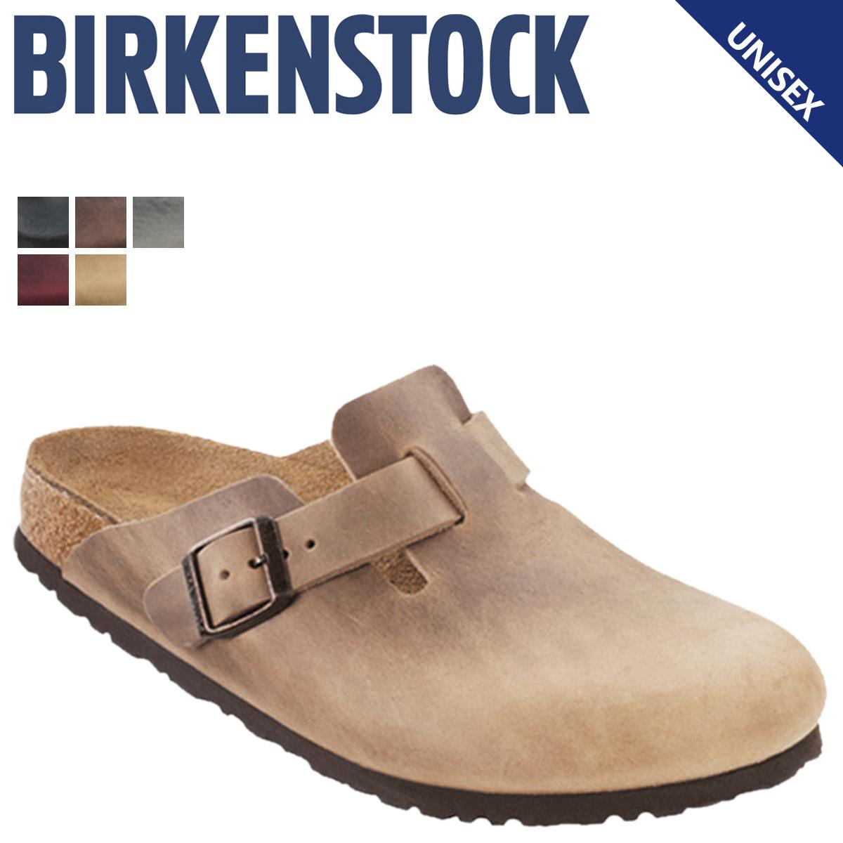 BIRKENSTOCK ボストン メンズ レディース ビルケンシュトック BOSTON ビルケン サンダル 細幅 普通幅 [9/19 追加入荷]