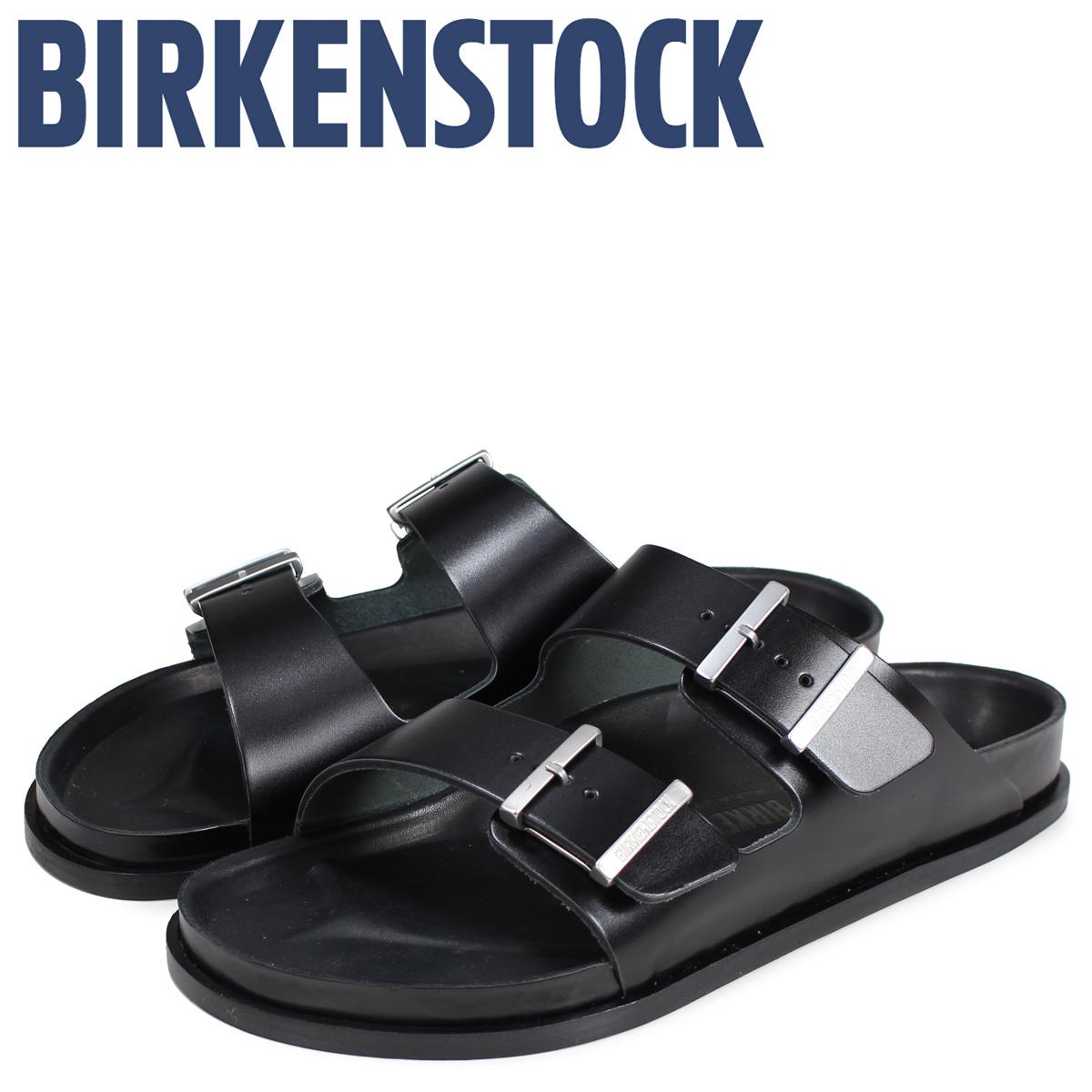 BIRKENSTOCK ビルケンシュトック アリゾナ エクスクイジット サンダル メンズ ARIZONA EXQUISITE ビルケン 普通幅 ブラック [3/11 新入荷]