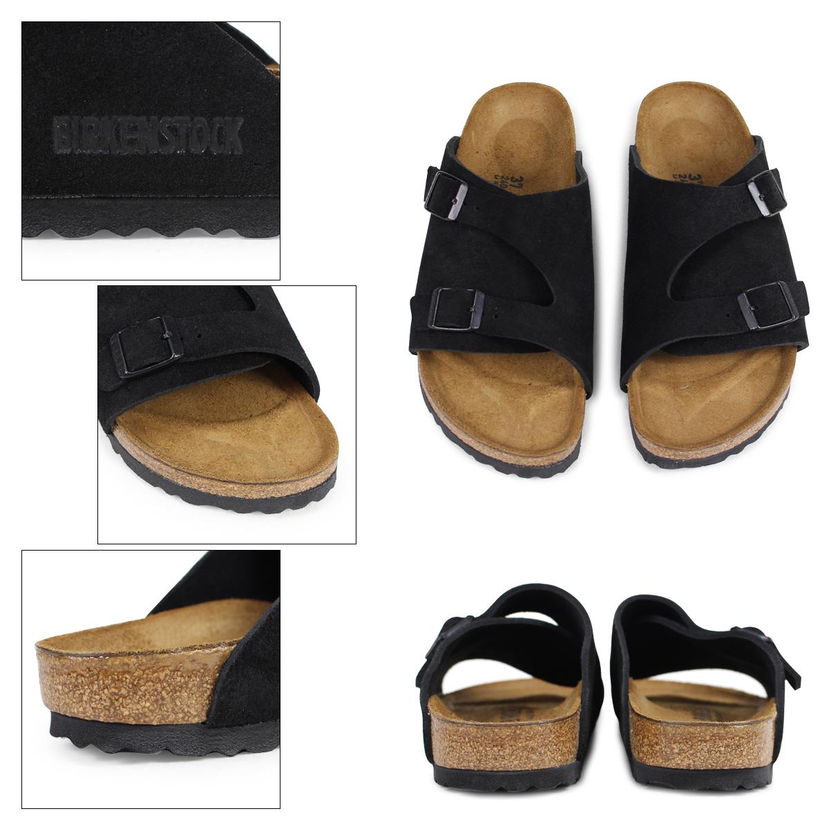 伯克利伯克利苏黎世苏黎世 [正常宽度麂皮绒,8 色男士女式凉鞋 [定期]
