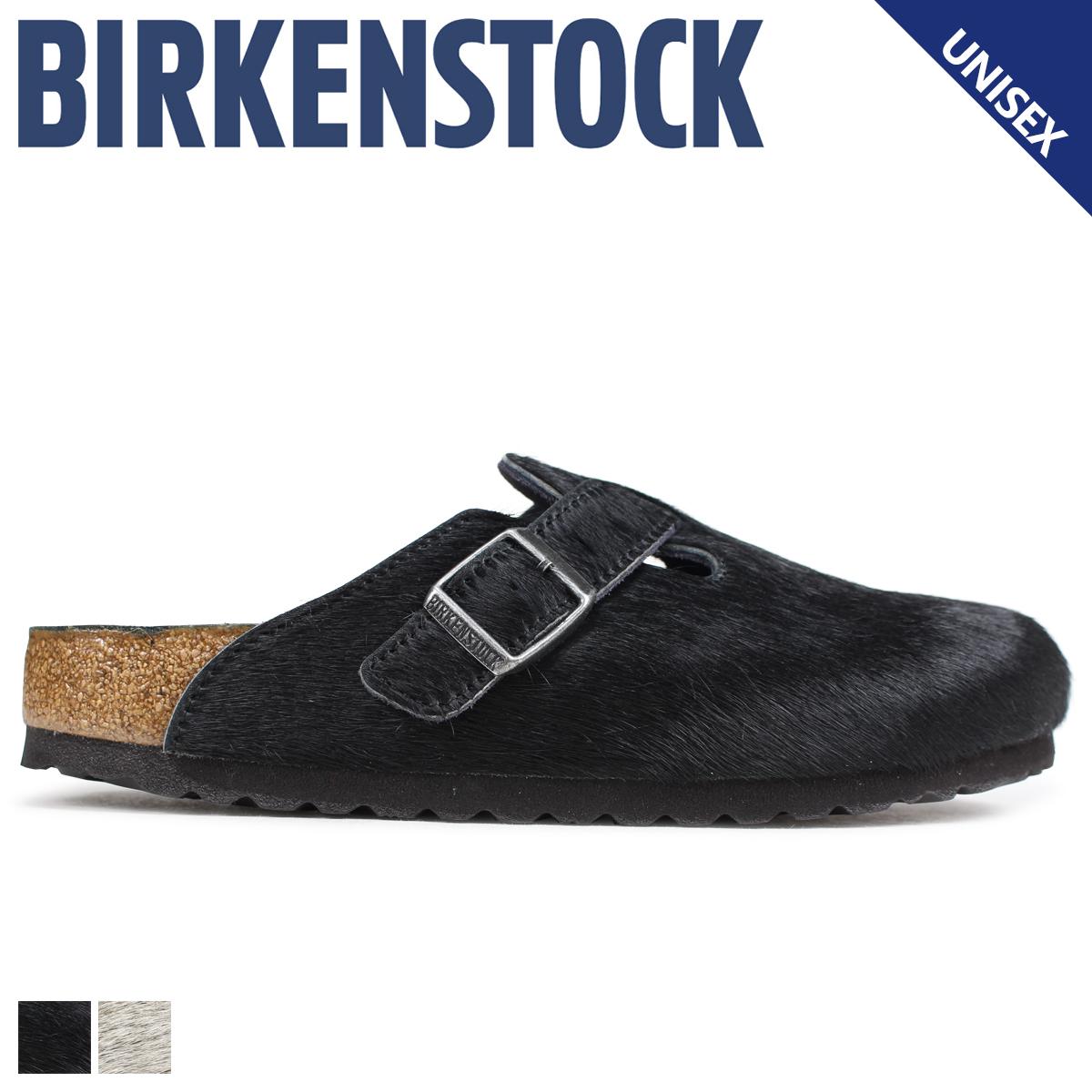 BIRKENSTOCK ボストン メンズ レディース ビルケンシュトック BOSTON ビルケン サンダル ファー 細幅 普通幅