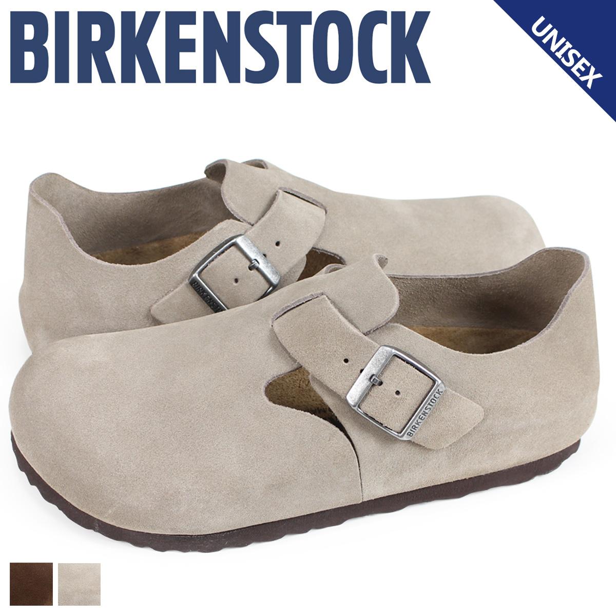 BIRKENSTOCK ロンドン メンズ レディース ビルケンシュトック LONDON ビルケン ブーツ シューズ 細幅 普通幅 [9/19 新入荷]