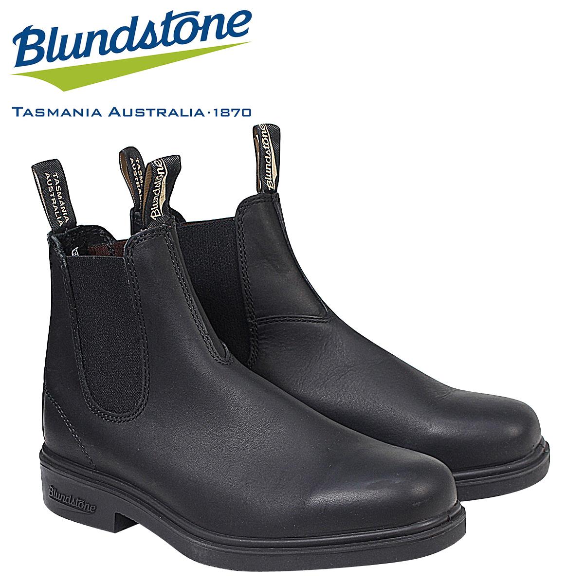 【最大2000円OFFクーポン配布】 Blundstone ブランドストーン サイドゴア メンズ ブーツ DRESS CHELSEA BOOTS 063 ブラック [予約商品 1/16頃入荷予定 追加入荷]