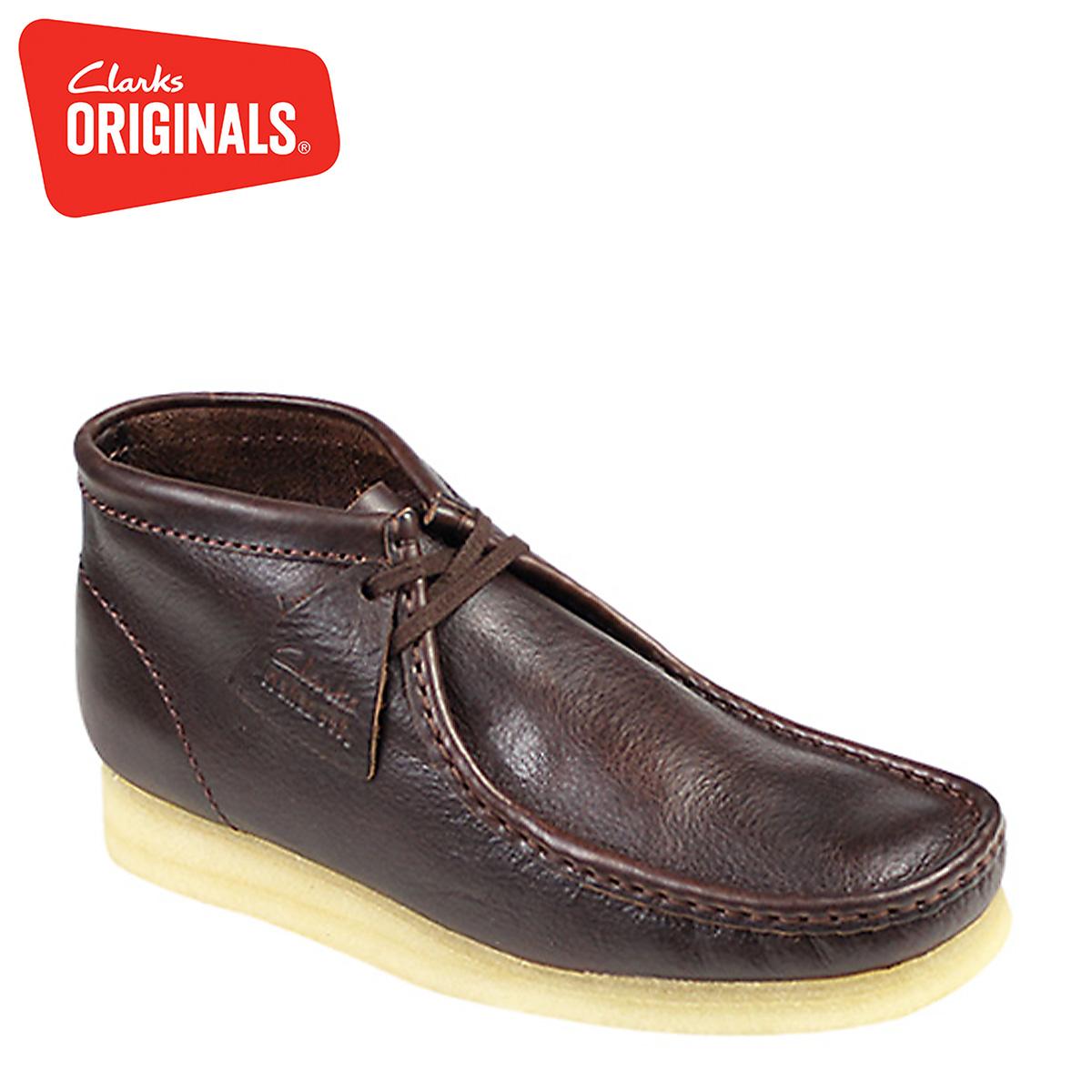 Clarks ORIGINALS クラークス オリジナルズ ワラビー ブーツ WALLABEE BOOT Mワイズ 26103668 メンズ