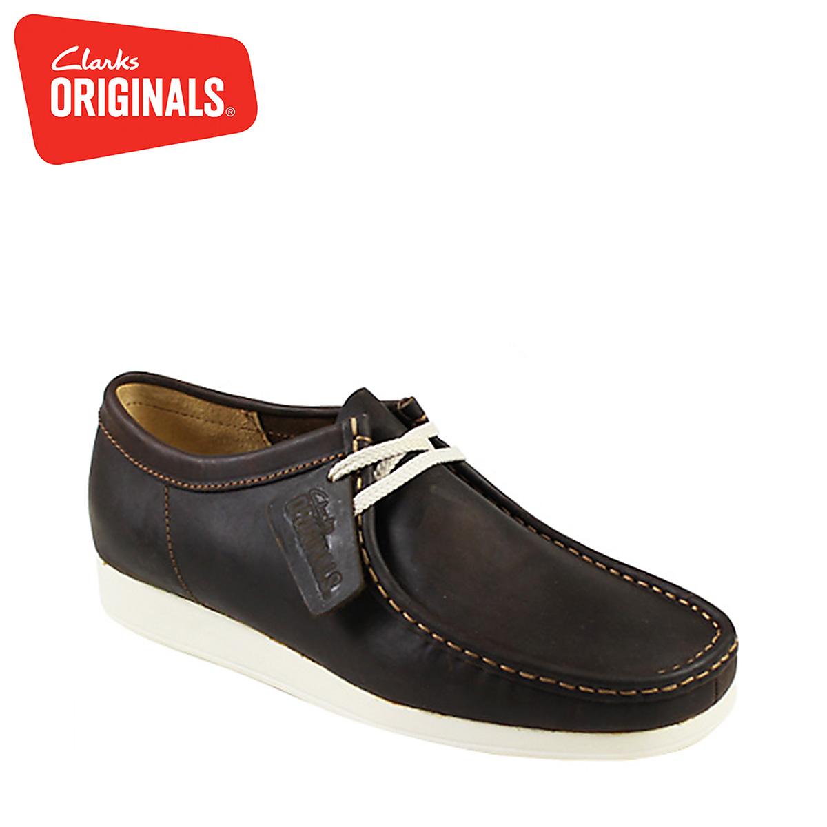 Clarks ORIGINALS クラークス オリジナルズ ワラビー ブーツ WALLABEE AERIAL BOOT Mワイズ 26108004 メンズ