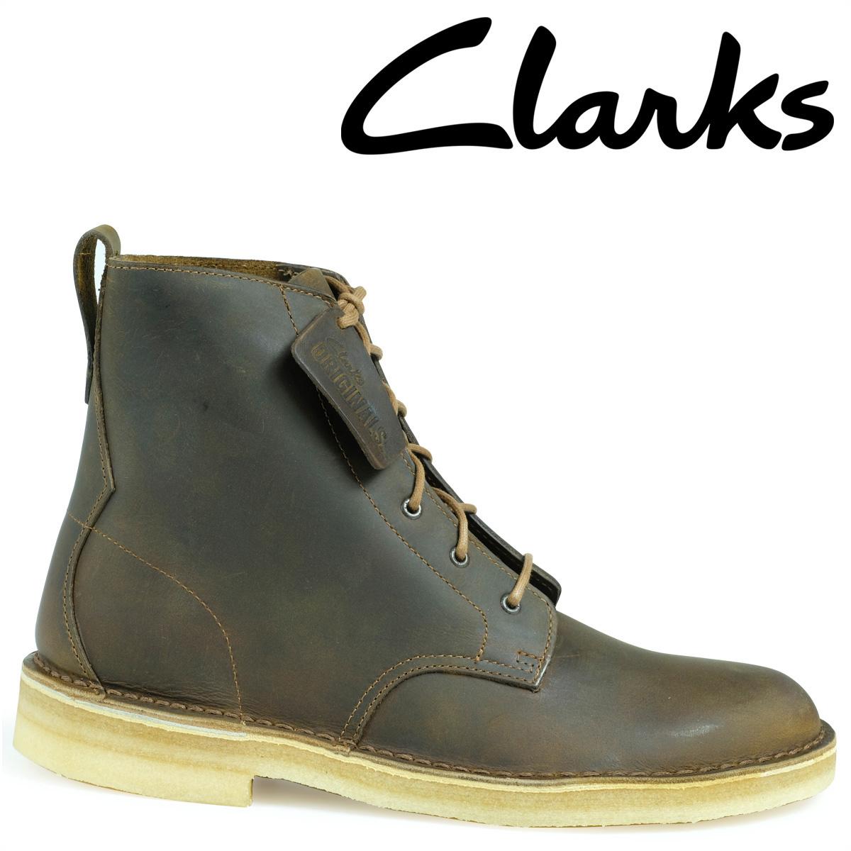 Clarks デザート マリ ブーツ クラークス メンズ DESERT MALI 26113253 靴 ブラウン
