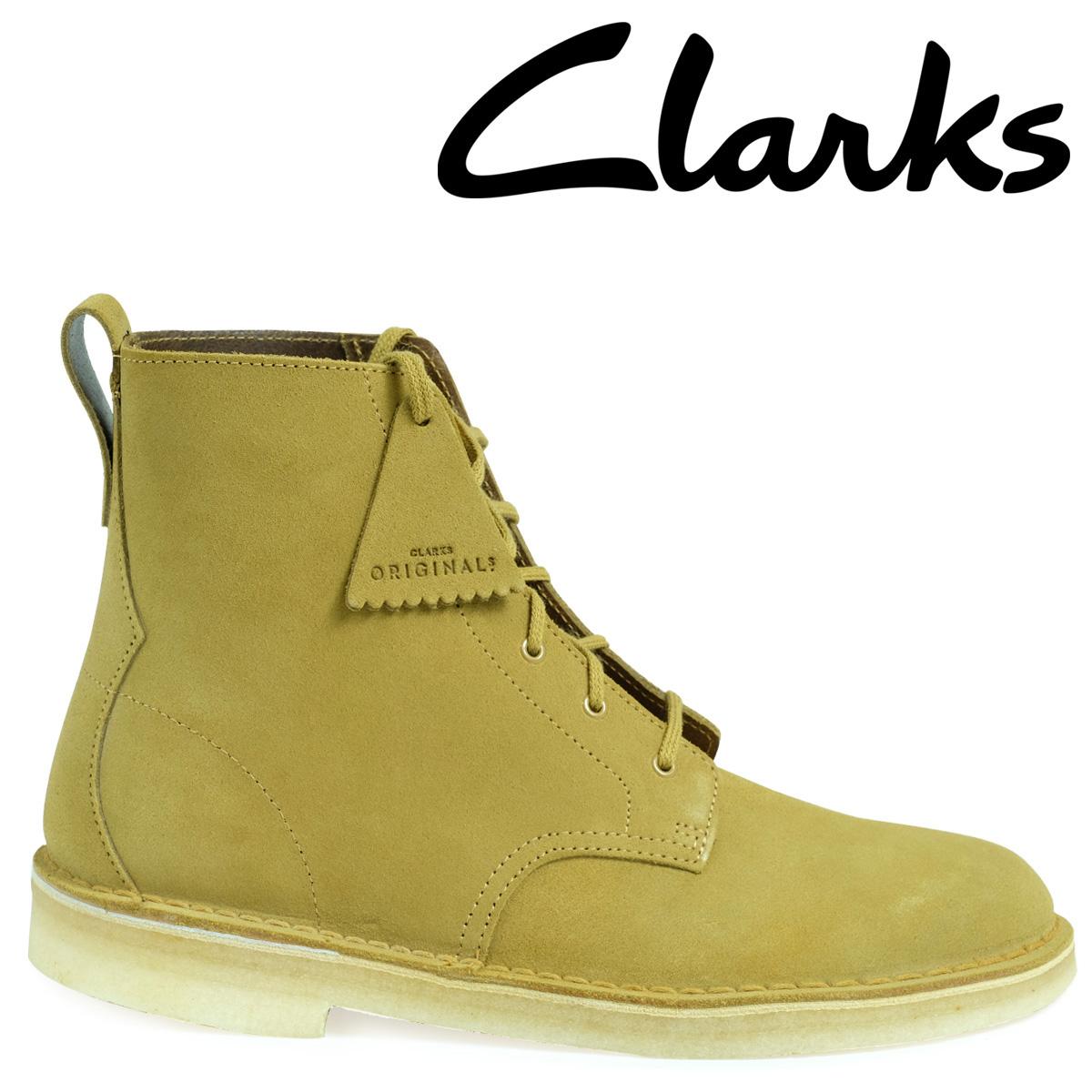 Clarks デザート マリ ブーツ メンズ クラークス DESERT MALI 26128271 靴 ブラウン