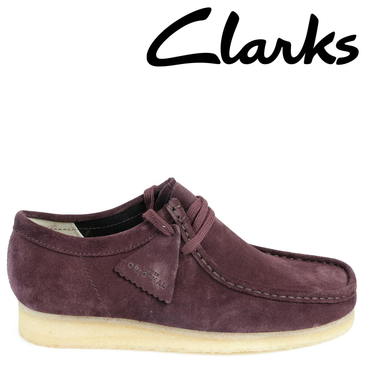 公式 Clarks ブーツ ワラビー ブーツ メンズ 靴 クラークス WALLABEE 26128510 26128510 靴 バーガンディー, 美人ワンピ専門店【Mimi GranT】:4ba746cb --- konecti.dominiotemporario.com