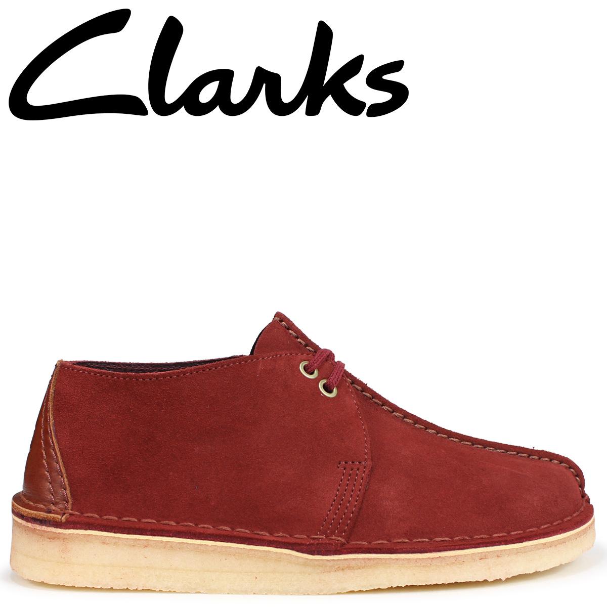 Clarks デザート ブーツ メンズ クラークス DESERT TREK 26134763 ブラウン