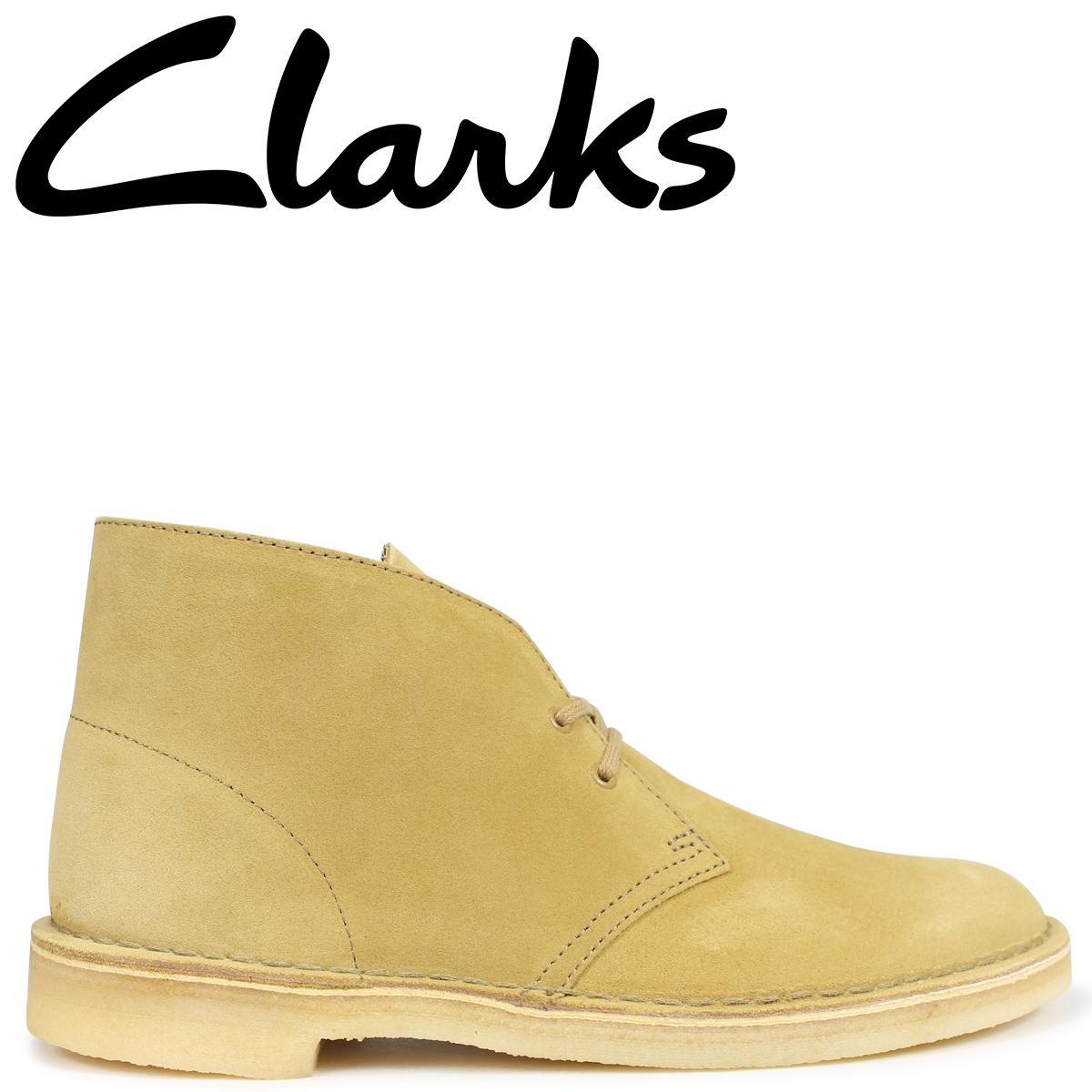 Clarks デザートブーツ メンズ クラークス DESERT BOOT 26138233 ライトブラウン [9/19 新入荷]