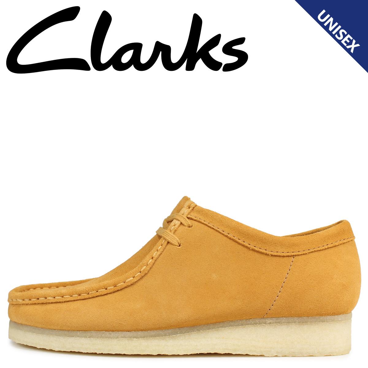 Clarks クラークス ワラビー ブーツ メンズ レディース WALLABEE スエード ブラウン 26139179