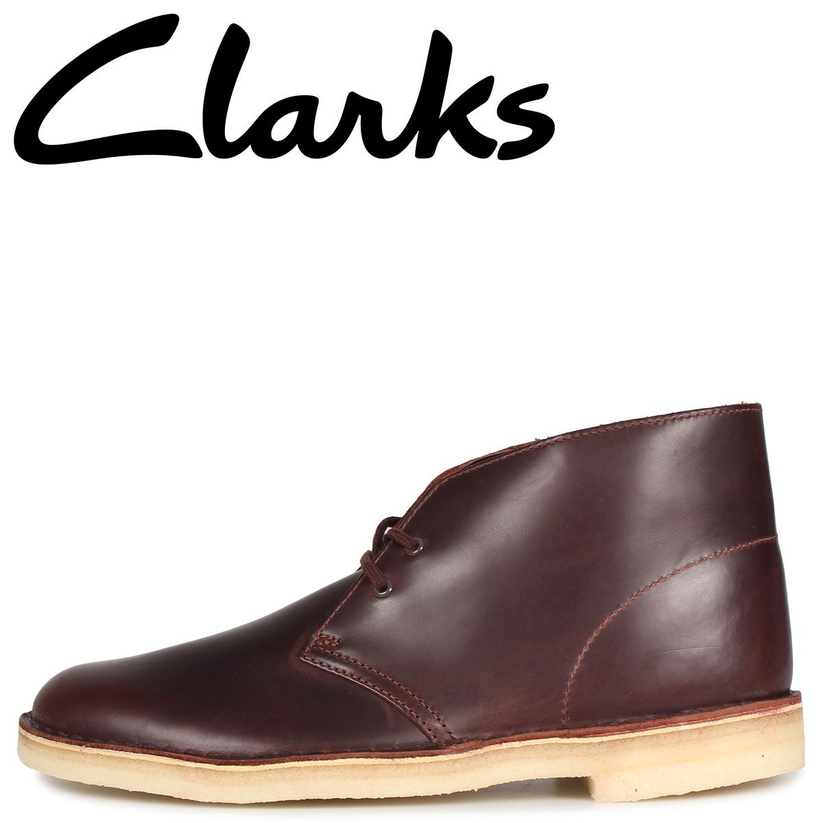 Clarks クラークス デザートブーツ メンズ DESERT BOOT ブラウン 26144228