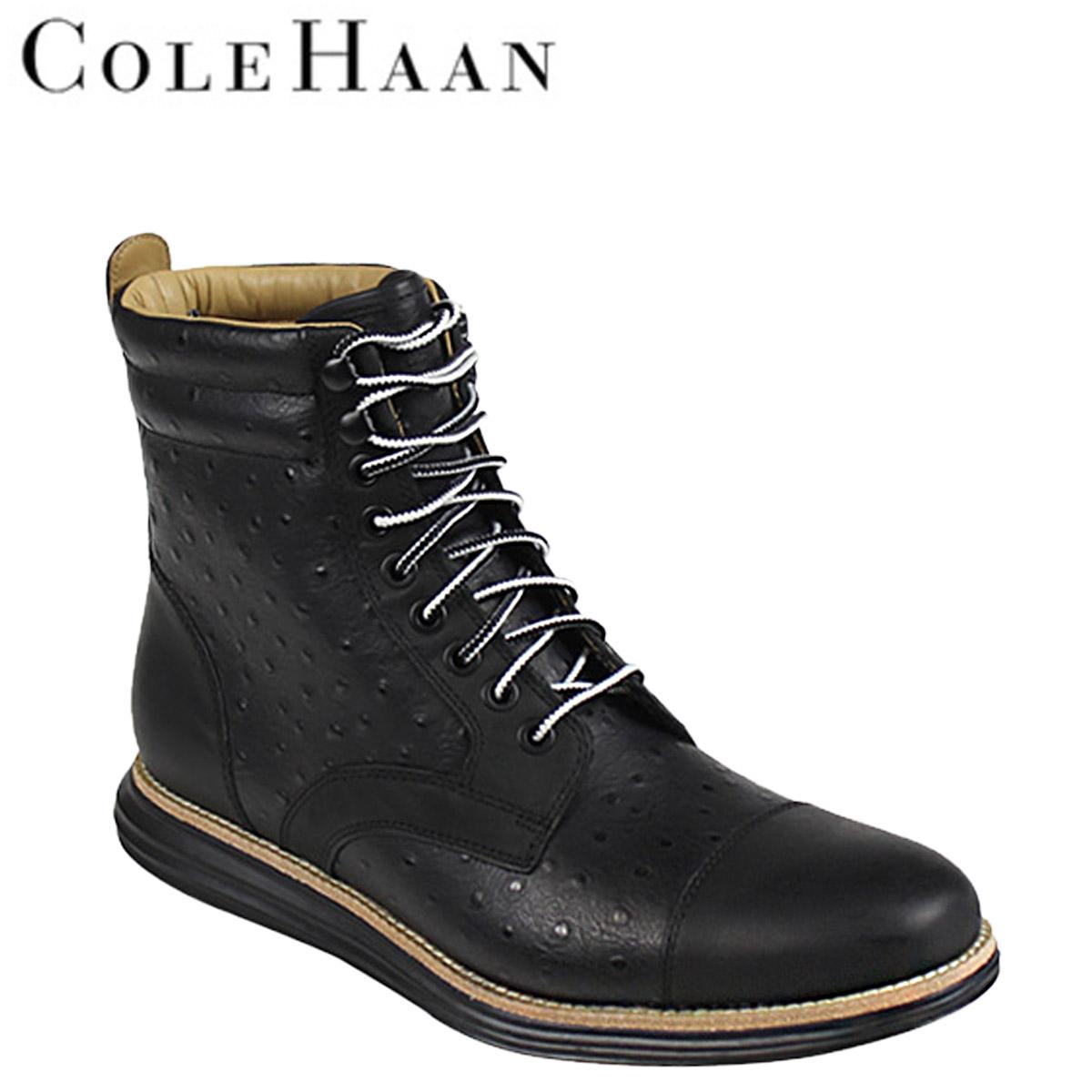 Cole Haan コールハーン ルナグランド ブーツ LUNARGRAND LACE BOOT Mワイズ メンズ