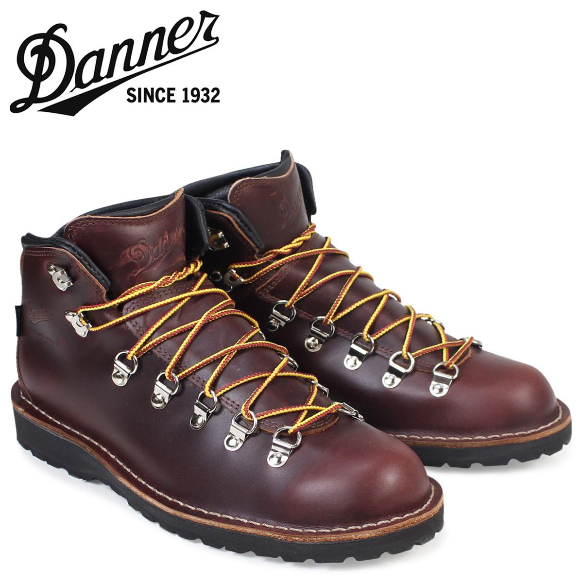 Danner ブーツ ダナー MOUNTAIN PASS 33280 MADE IN USA メンズ ブラウン