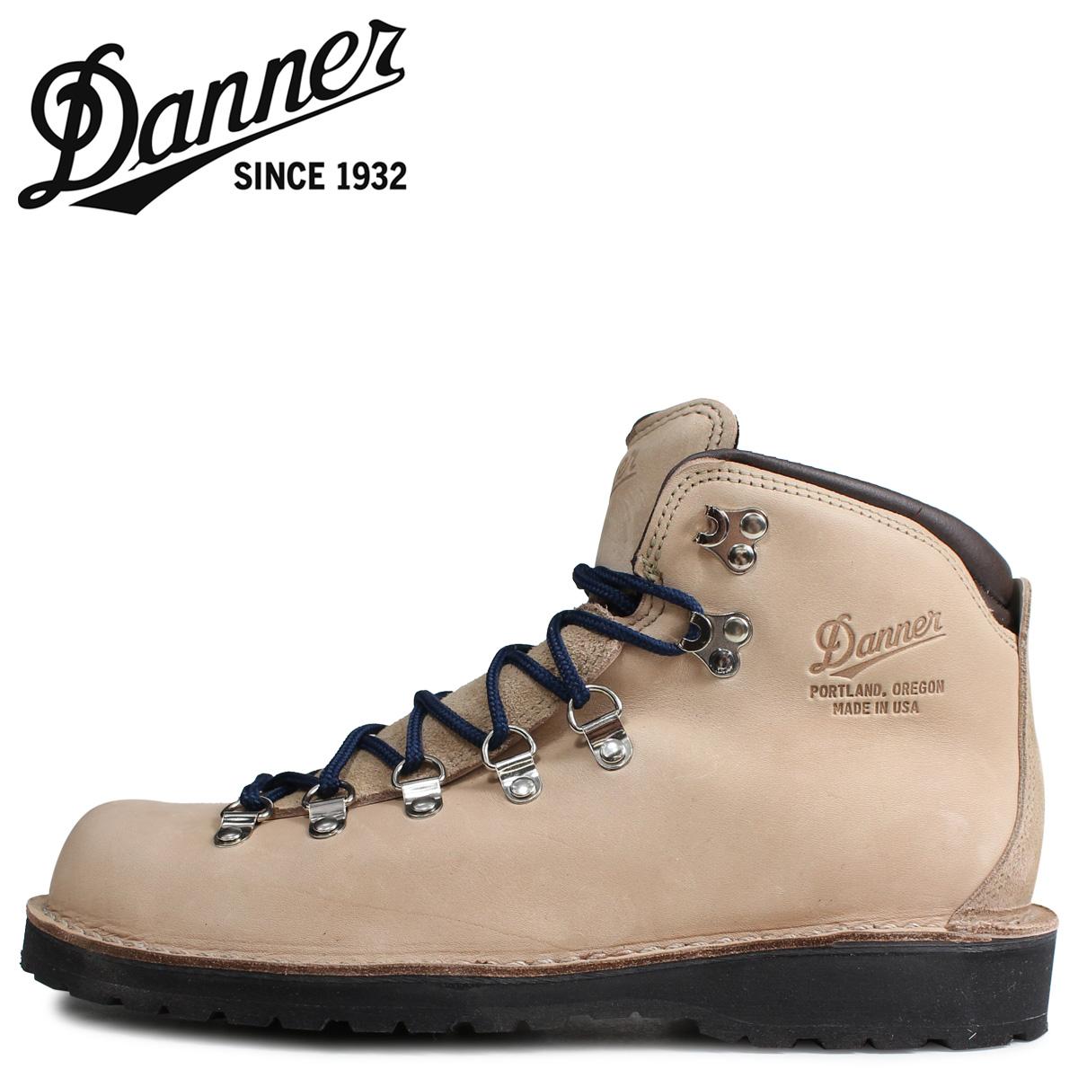 Danner ダナー マウンテンパス ブーツ メンズ MOUNTAIN PASS MADE IN USA EEワイズ ベージュ 33292