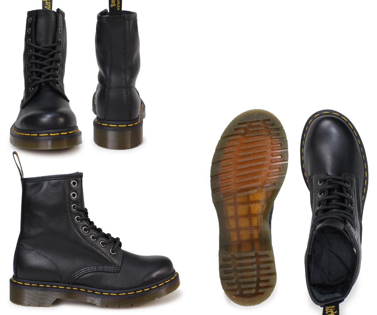 «预订产品» «10 / 22 周围股票» 博士马滕斯 Dr.Martens 1460 女式 8 孔靴 R11821002 材料更新羊皮皮革女式男士 8 眼引导