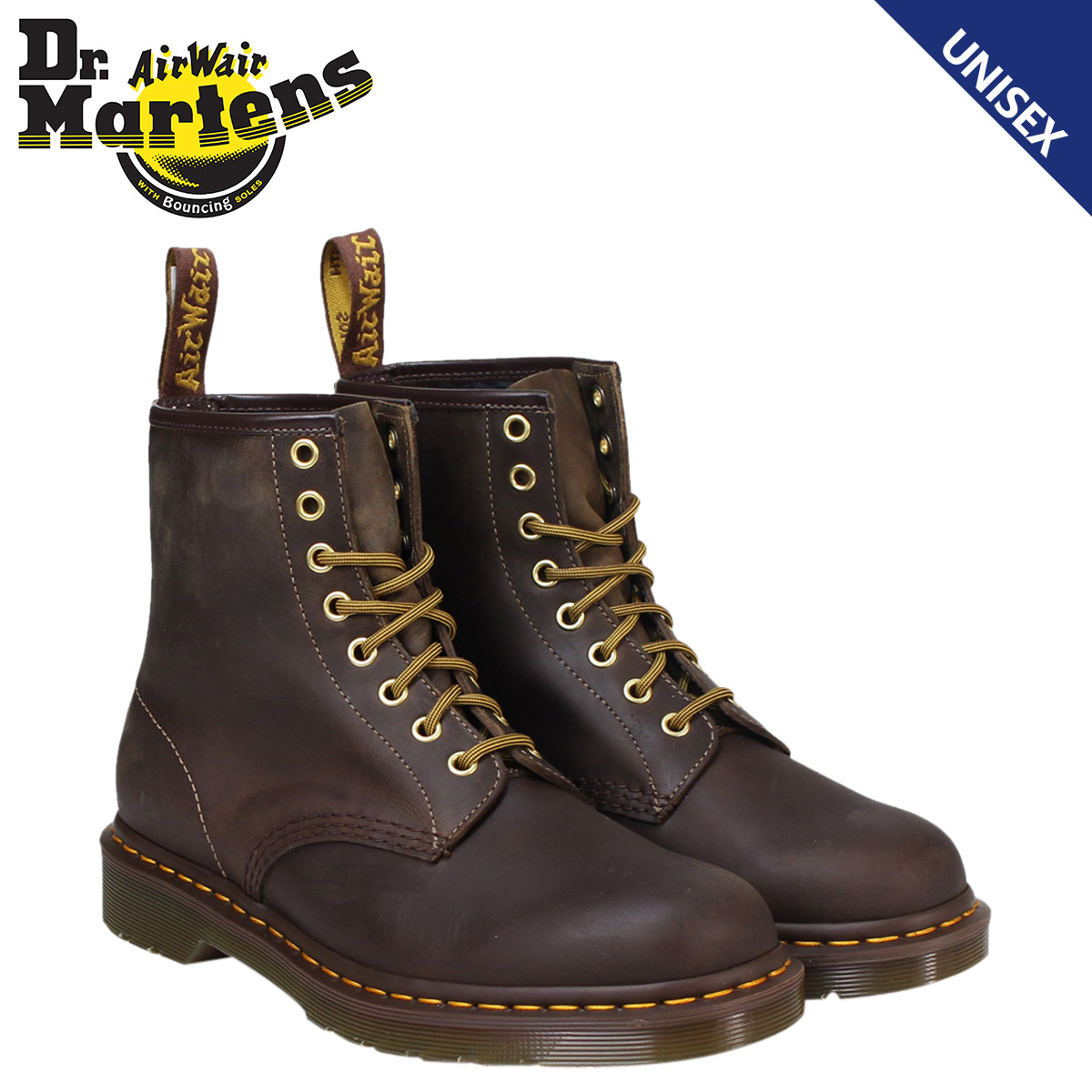 Dr.Martens ドクターマーチン 1460 8ホール ブーツ 8 EYE BOOT R11822200 メンズ レディース