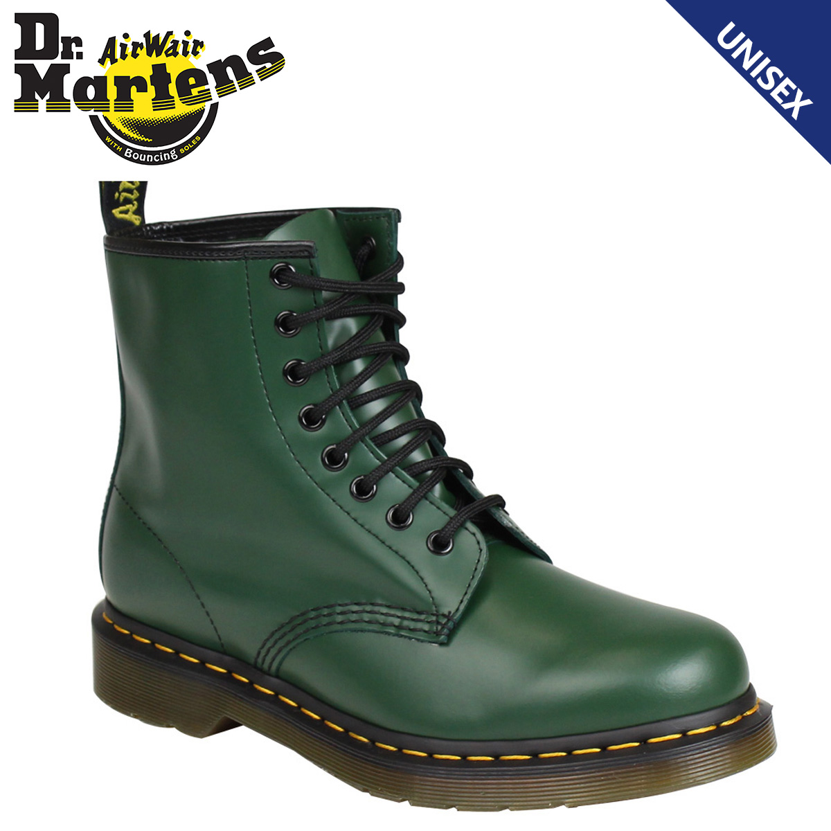 Dr.Martens ドクターマーチン 1460 8ホール ブーツ 8 EYE BOOT R11822207 メンズ レディース
