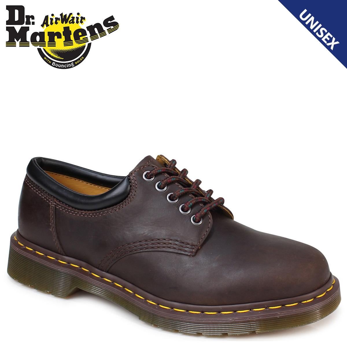博士顿 Dr.Martens 5 厅鞋 R11849201 8053 皮革男性女性