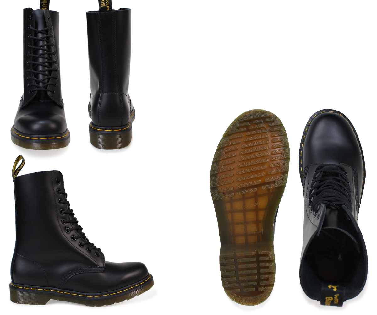 Sugar Online Shop  Dr. Martens Dr.Martens 10 hole boot R11857001 ... d481081034bb