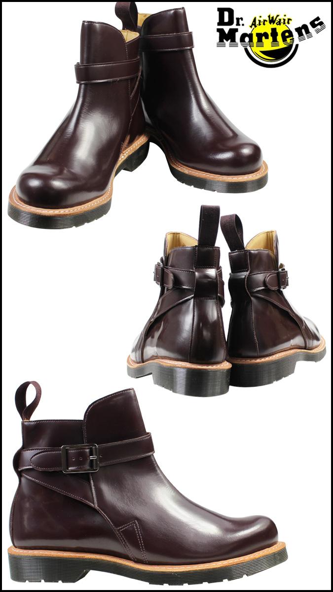 博士马滕斯 Dr.Martens 肯特经销商靴肯顿经销商启动皮革男装 R16129601 皮革