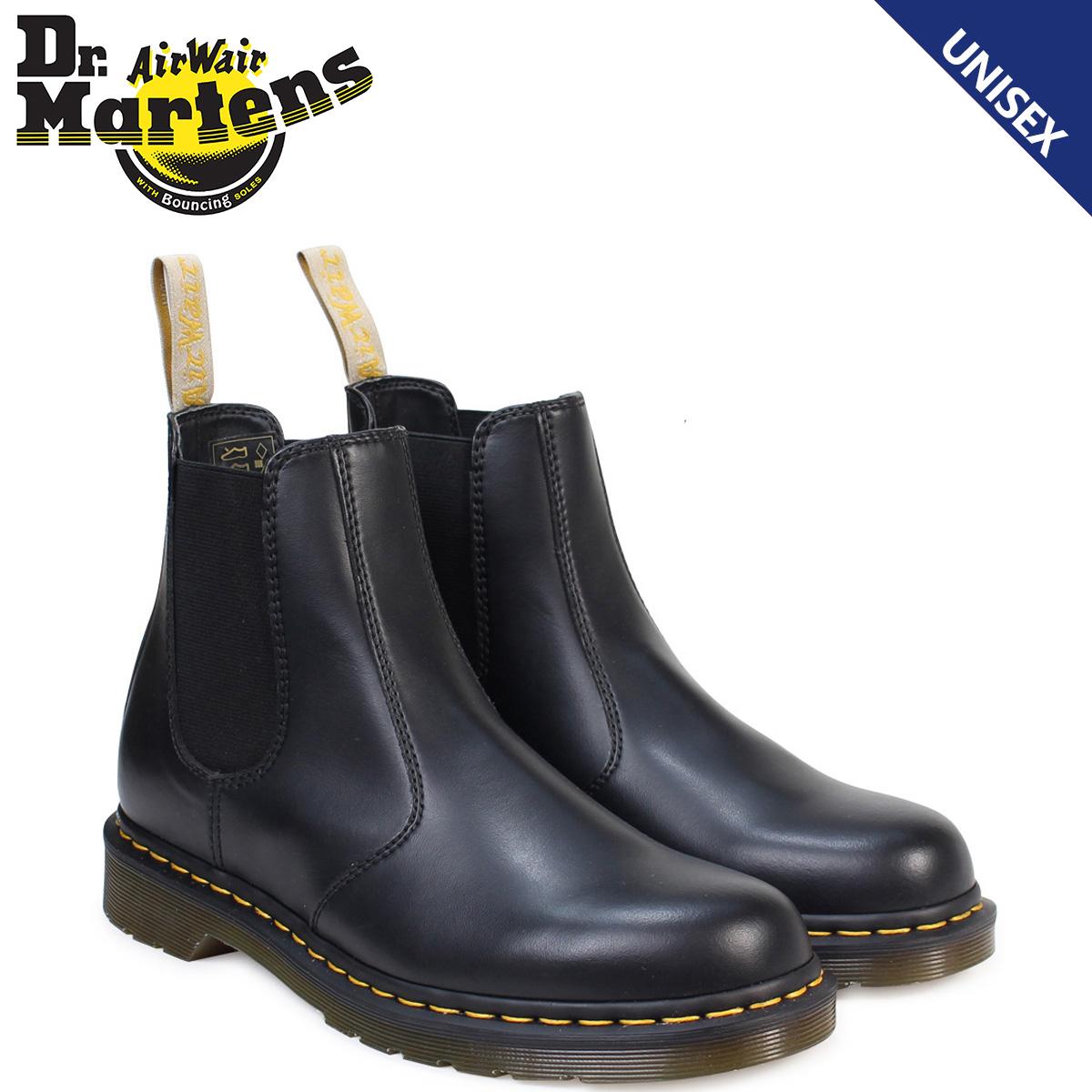 Dr.Martens サイドゴア メンズ ドクターマーチン 2976 チェルシー ブーツ R21456001 ブラック