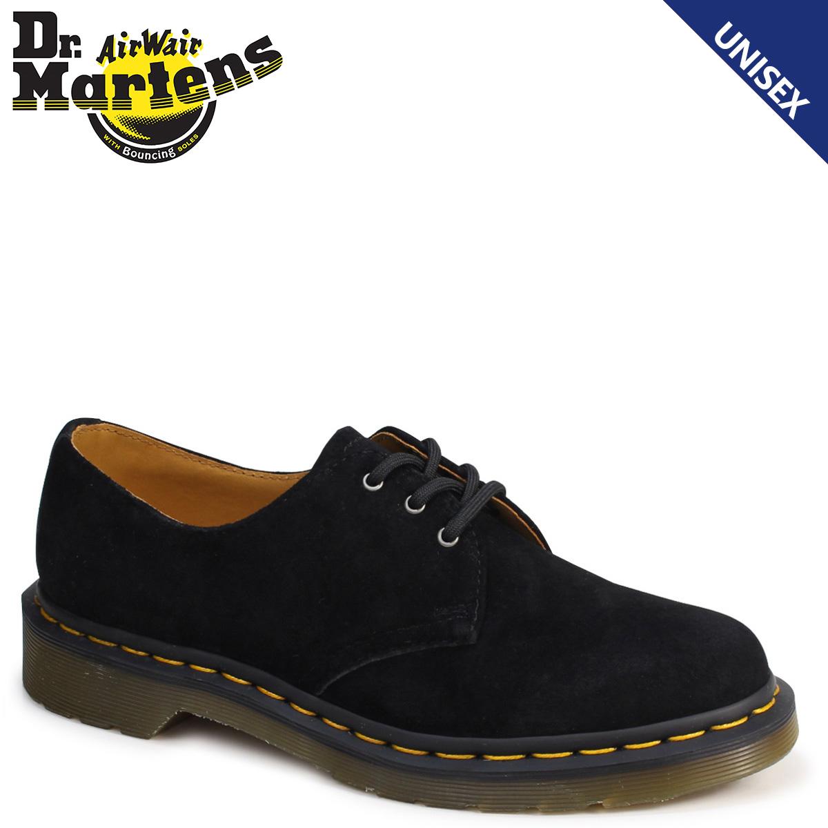 Dr.Martens 3ホール 1461 メンズ レディース ドクターマーチン オックスフォード シューズ 3EYELET SHOE R21471001 ブラック 黒