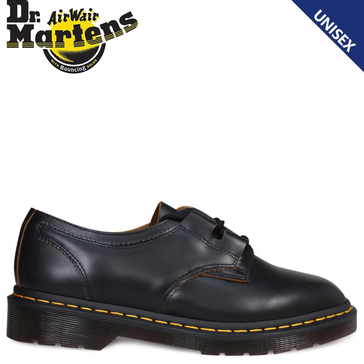 Dr.Martens 1461 メンズ レディース ドクターマーチン ギリーシューズ GHILLIE SHOE R22695001 ブラック 黒