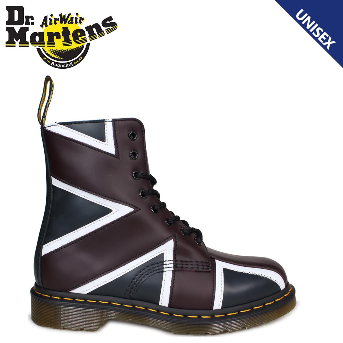eceef0b966 Doctor Martin 8 hall men gap Dis Dr.Martens boots UNION JACK PASCAL BRIT 8  ...