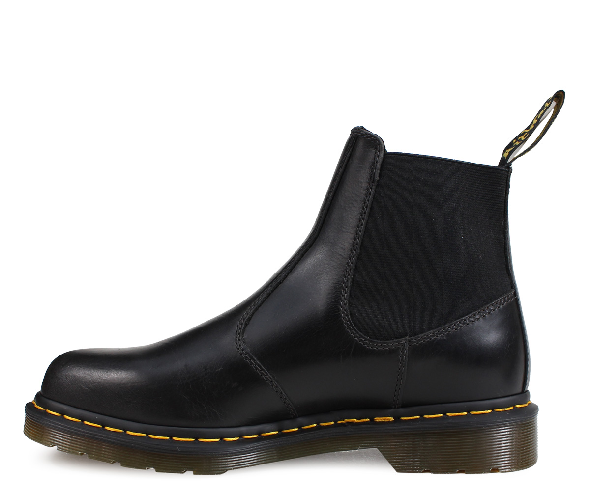 6e04dddcacc Dr.Martens side Gore Chelsea boot men doctor Martin HARDY ORLEANS gunmetal  R22827029