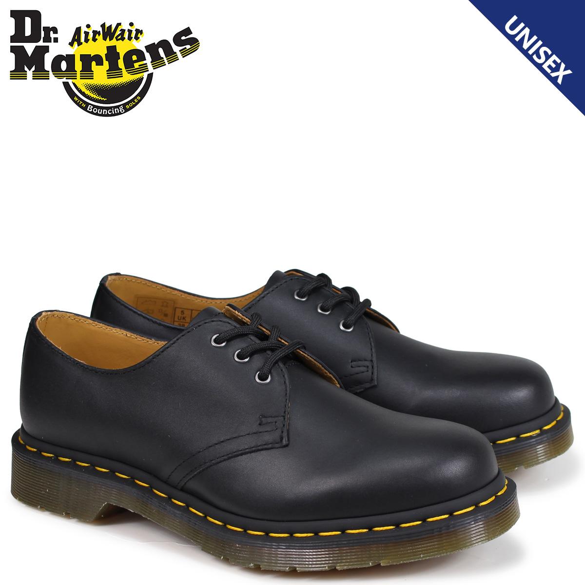 Dr.Martens ドクターマーチン 1461 3ホール シューズ レディース 3EYE GIBSON SHOES ブラック 黒 R11838001