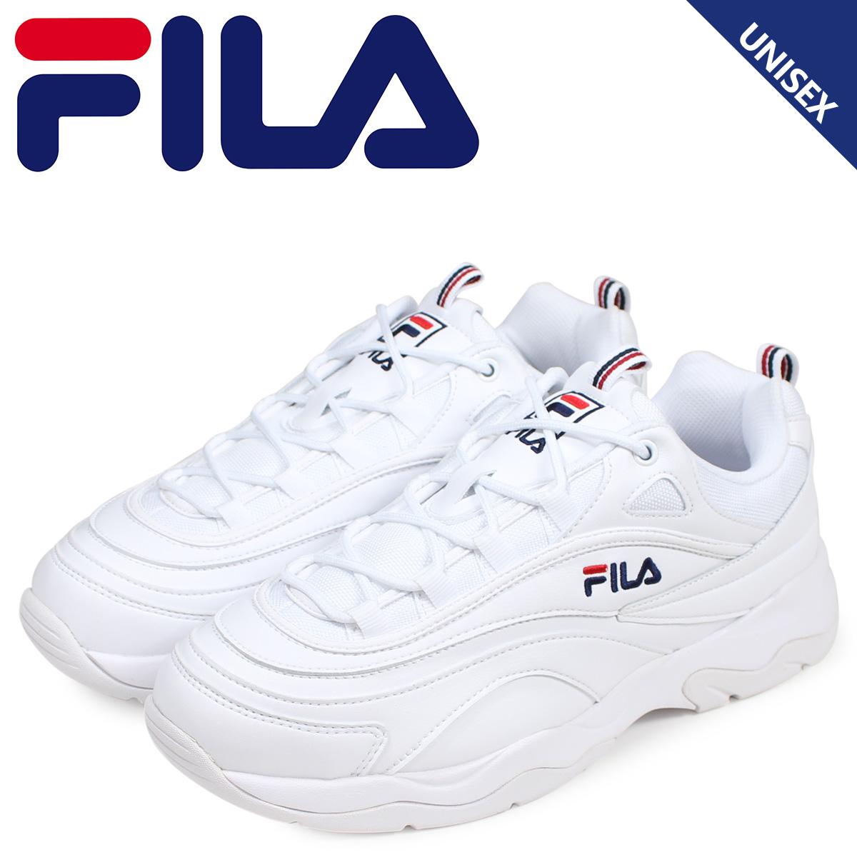 FILA Fila Fila lei sneakers men gap Dis FILARAY white white FS1SIA1160X