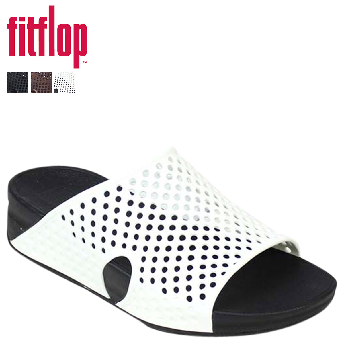 63c55b837011 Sugar Online Shop  Fit flops FitFlop women s Super Jerry slide ...