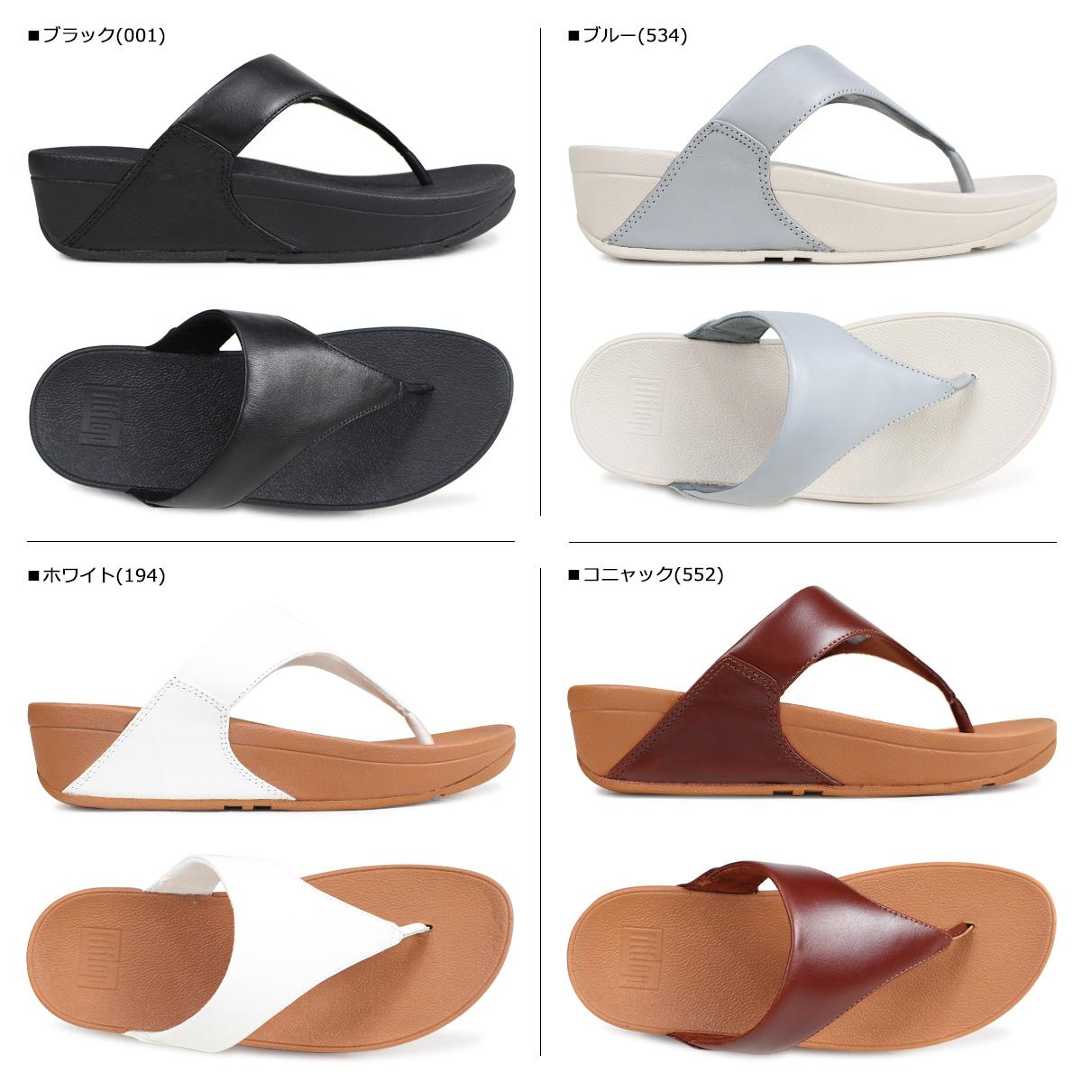 a569839af Fitting FLOP sandals FitFlop Lulu LULU LEATHER TOE POST SANDALS Lady s I88  black gray brown  4 4 Shinnyu load