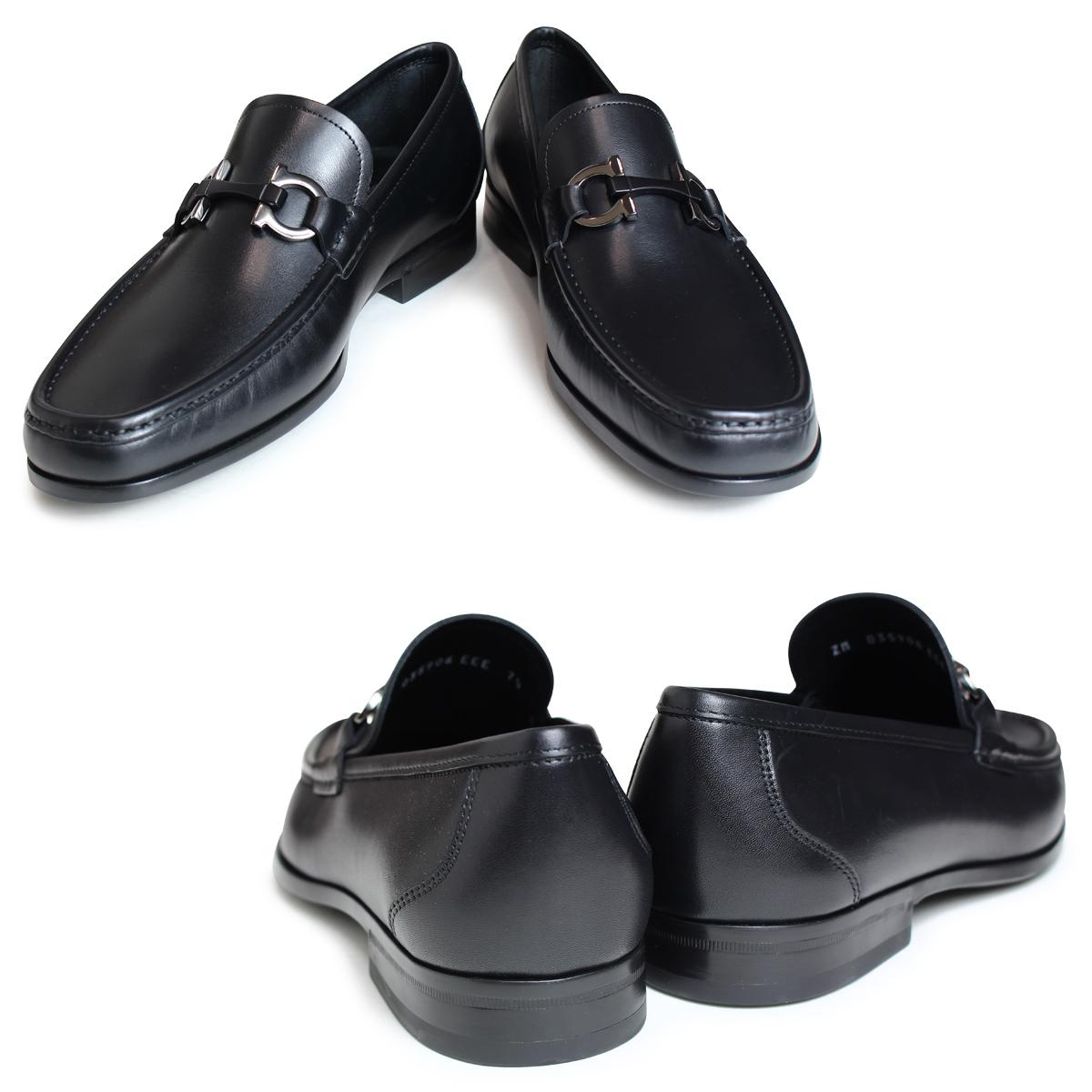 f64362cedf5 Salvatore Ferragamo shoes men Ferragamo bit loafer moccasins shoes  GRANDIOSO black 29392 647705  5 17 Shinnyu load