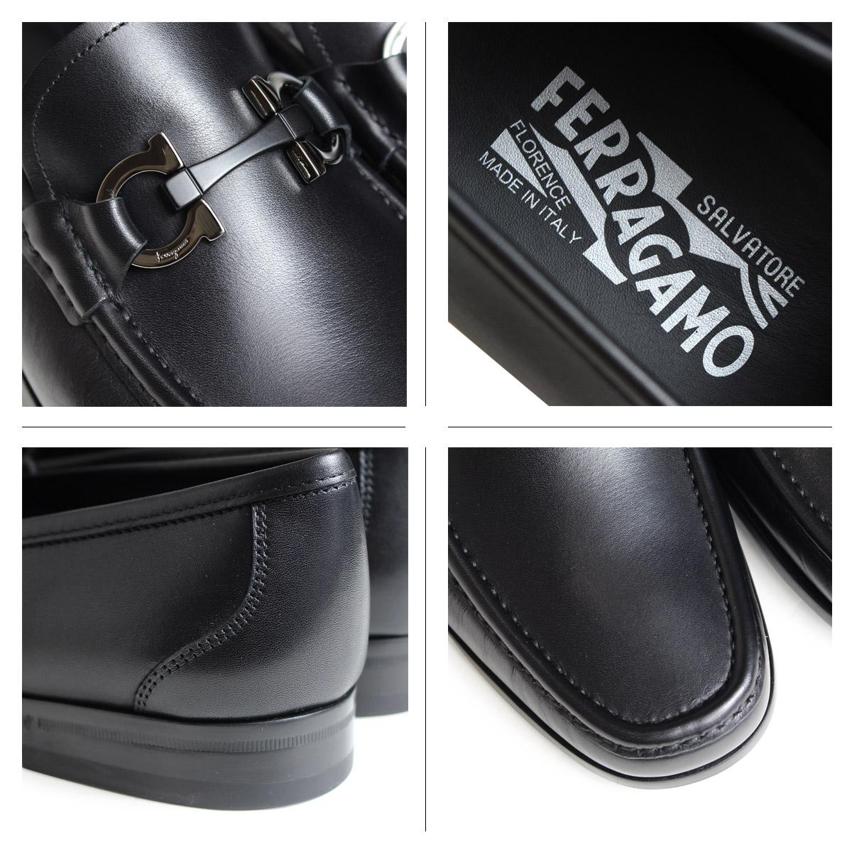 be59c80660a Salvatore Ferragamo shoes men Ferragamo bit loafer moccasins shoes  GRANDIOSO black 29392 647705  5 17 Shinnyu load