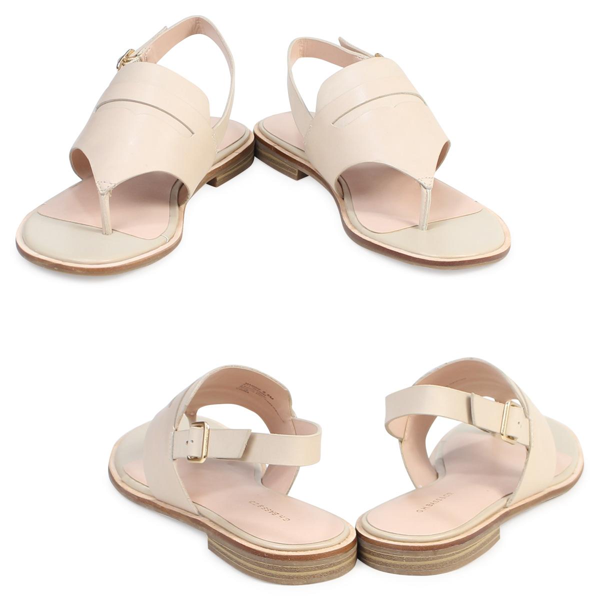 4b6953ed18b G.H. BASS sandals lady's G H bus tong ankle strap MADDIE THONG SANDAL  71-20,330 shoe polish